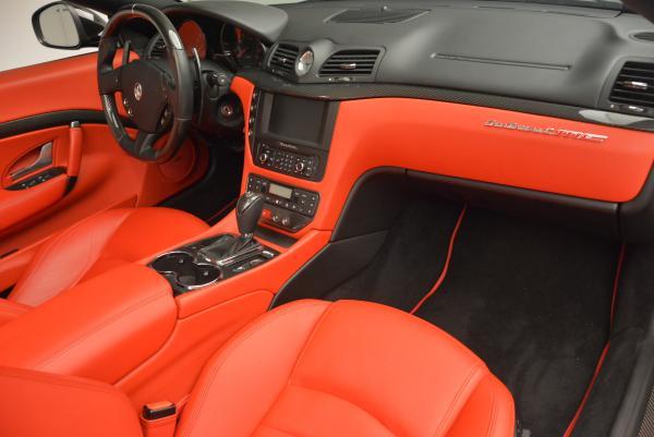 Used 2013 Maserati GranTurismo MC for sale Sold at Pagani of Greenwich in Greenwich CT 06830 27