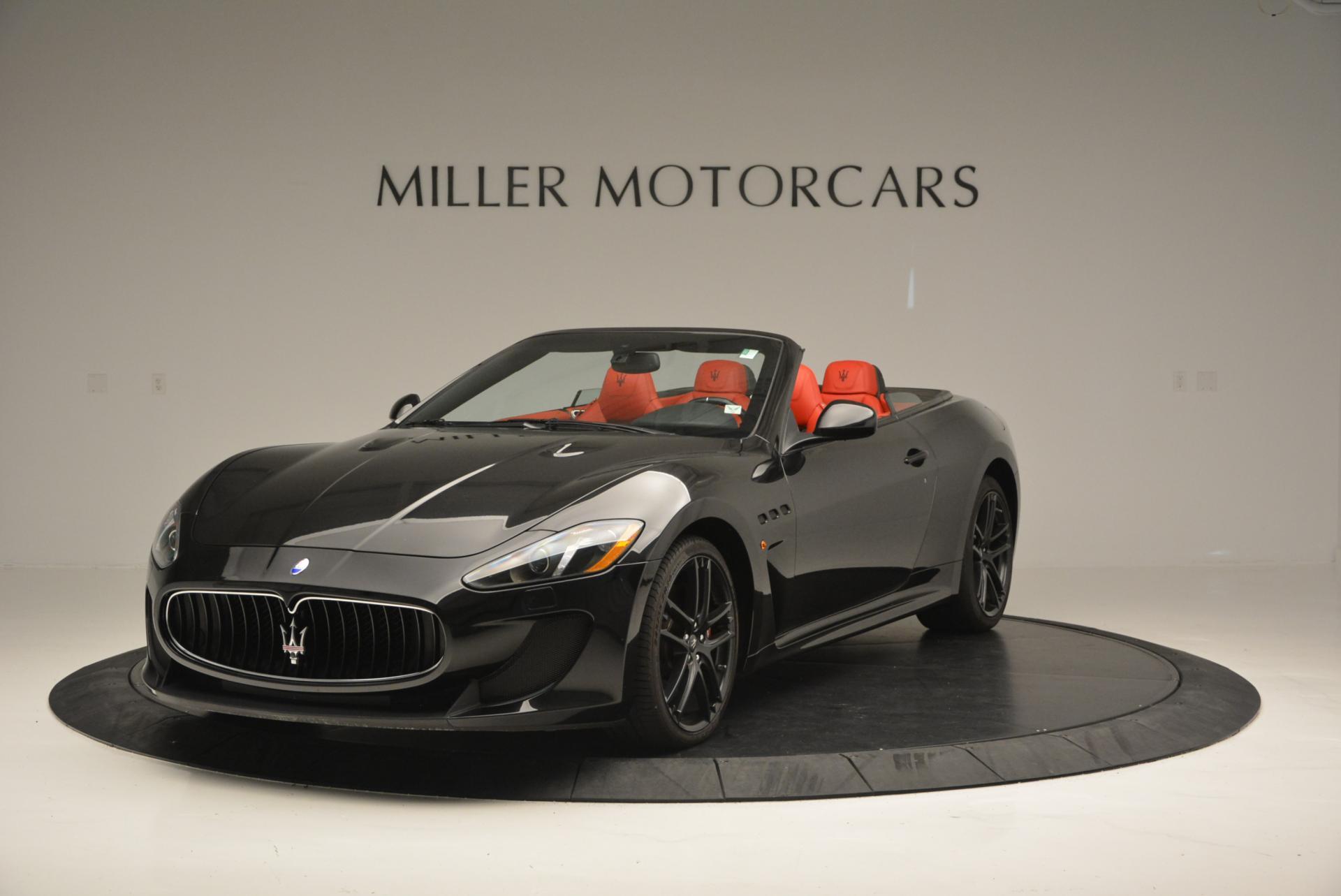 Used 2013 Maserati GranTurismo MC for sale Sold at Pagani of Greenwich in Greenwich CT 06830 1