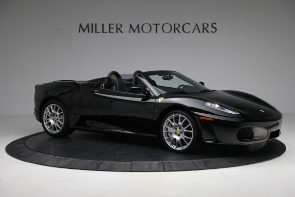 Used 2008 Ferrari F430 Spider for sale $159,900 at Pagani of Greenwich in Greenwich CT 06830 10