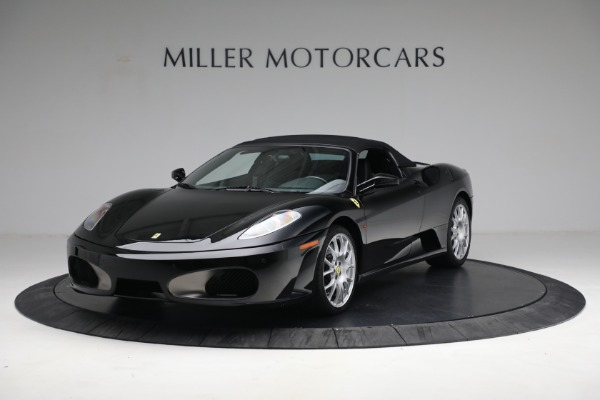 Used 2008 Ferrari F430 Spider for sale $159,900 at Pagani of Greenwich in Greenwich CT 06830 13