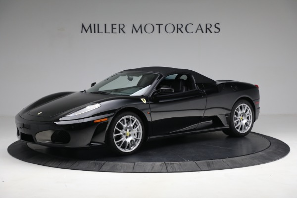 Used 2008 Ferrari F430 Spider for sale $159,900 at Pagani of Greenwich in Greenwich CT 06830 14