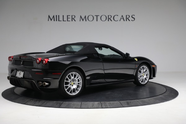 Used 2008 Ferrari F430 Spider for sale $159,900 at Pagani of Greenwich in Greenwich CT 06830 20