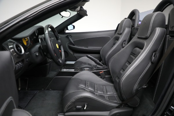 Used 2008 Ferrari F430 Spider for sale $159,900 at Pagani of Greenwich in Greenwich CT 06830 26