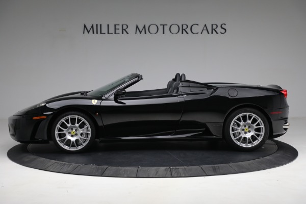 Used 2008 Ferrari F430 Spider for sale $159,900 at Pagani of Greenwich in Greenwich CT 06830 3