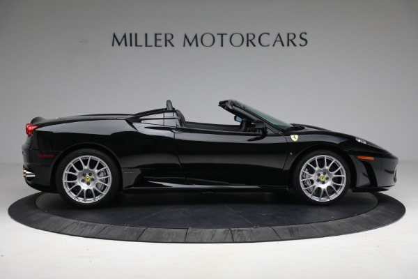 Used 2008 Ferrari F430 Spider for sale $159,900 at Pagani of Greenwich in Greenwich CT 06830 9