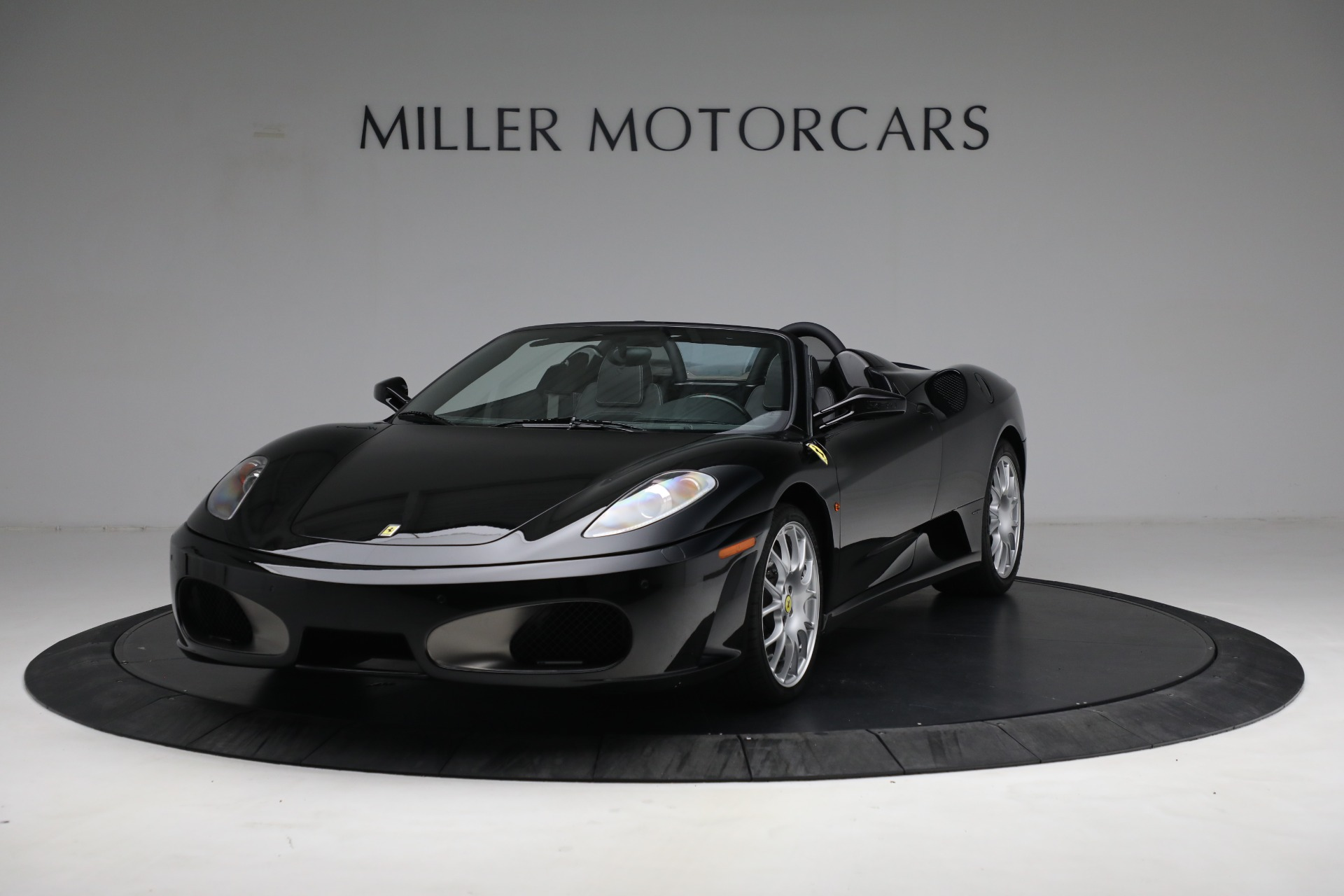 Used 2008 Ferrari F430 Spider for sale $159,900 at Pagani of Greenwich in Greenwich CT 06830 1