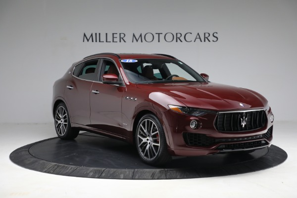 Used 2018 Maserati Levante GranSport for sale Sold at Pagani of Greenwich in Greenwich CT 06830 11