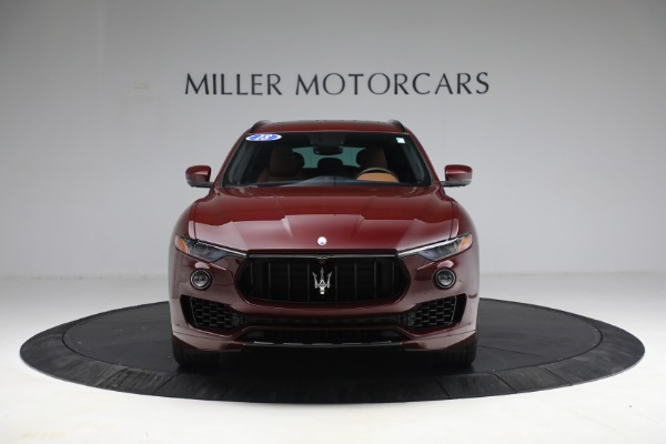 Used 2018 Maserati Levante GranSport for sale Sold at Pagani of Greenwich in Greenwich CT 06830 12