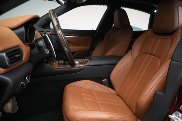 Used 2018 Maserati Levante GranSport for sale Sold at Pagani of Greenwich in Greenwich CT 06830 14