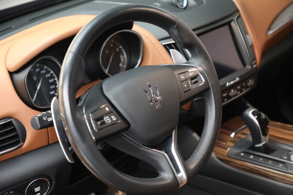Used 2018 Maserati Levante GranSport for sale Sold at Pagani of Greenwich in Greenwich CT 06830 17