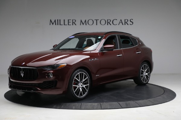 Used 2018 Maserati Levante GranSport for sale Sold at Pagani of Greenwich in Greenwich CT 06830 2