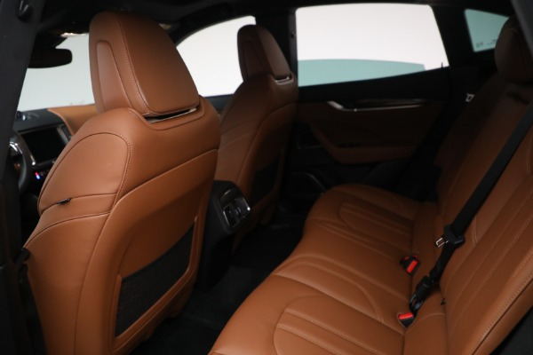 Used 2018 Maserati Levante GranSport for sale Sold at Pagani of Greenwich in Greenwich CT 06830 21