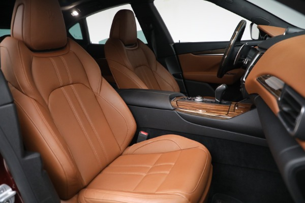 Used 2018 Maserati Levante GranSport for sale Sold at Pagani of Greenwich in Greenwich CT 06830 27