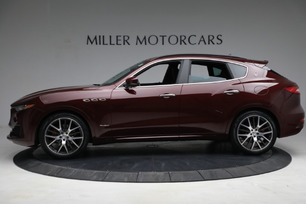 Used 2018 Maserati Levante GranSport for sale Sold at Pagani of Greenwich in Greenwich CT 06830 3