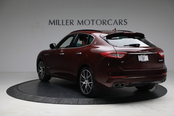 Used 2018 Maserati Levante GranSport for sale Sold at Pagani of Greenwich in Greenwich CT 06830 5