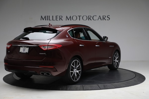 Used 2018 Maserati Levante GranSport for sale Sold at Pagani of Greenwich in Greenwich CT 06830 7