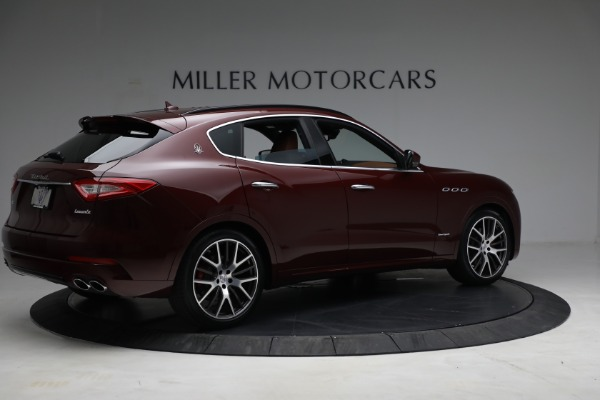 Used 2018 Maserati Levante GranSport for sale Sold at Pagani of Greenwich in Greenwich CT 06830 8