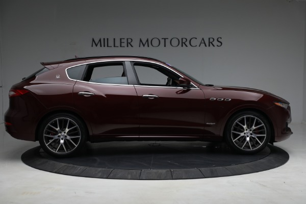 Used 2018 Maserati Levante GranSport for sale Sold at Pagani of Greenwich in Greenwich CT 06830 9