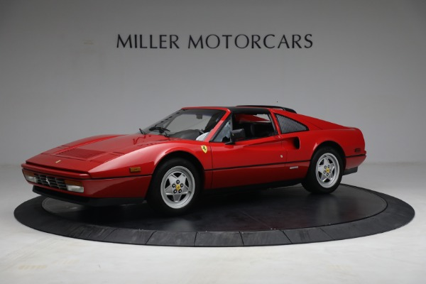 Used 1988 Ferrari 328 GTS for sale Call for price at Pagani of Greenwich in Greenwich CT 06830 14