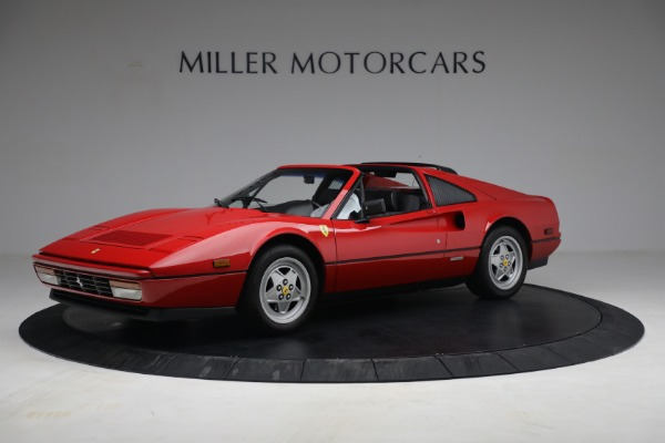 Used 1988 Ferrari 328 GTS for sale Call for price at Pagani of Greenwich in Greenwich CT 06830 2