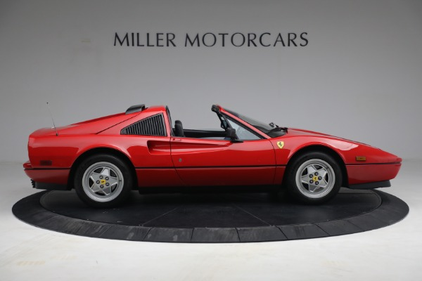 Used 1988 Ferrari 328 GTS for sale Call for price at Pagani of Greenwich in Greenwich CT 06830 9