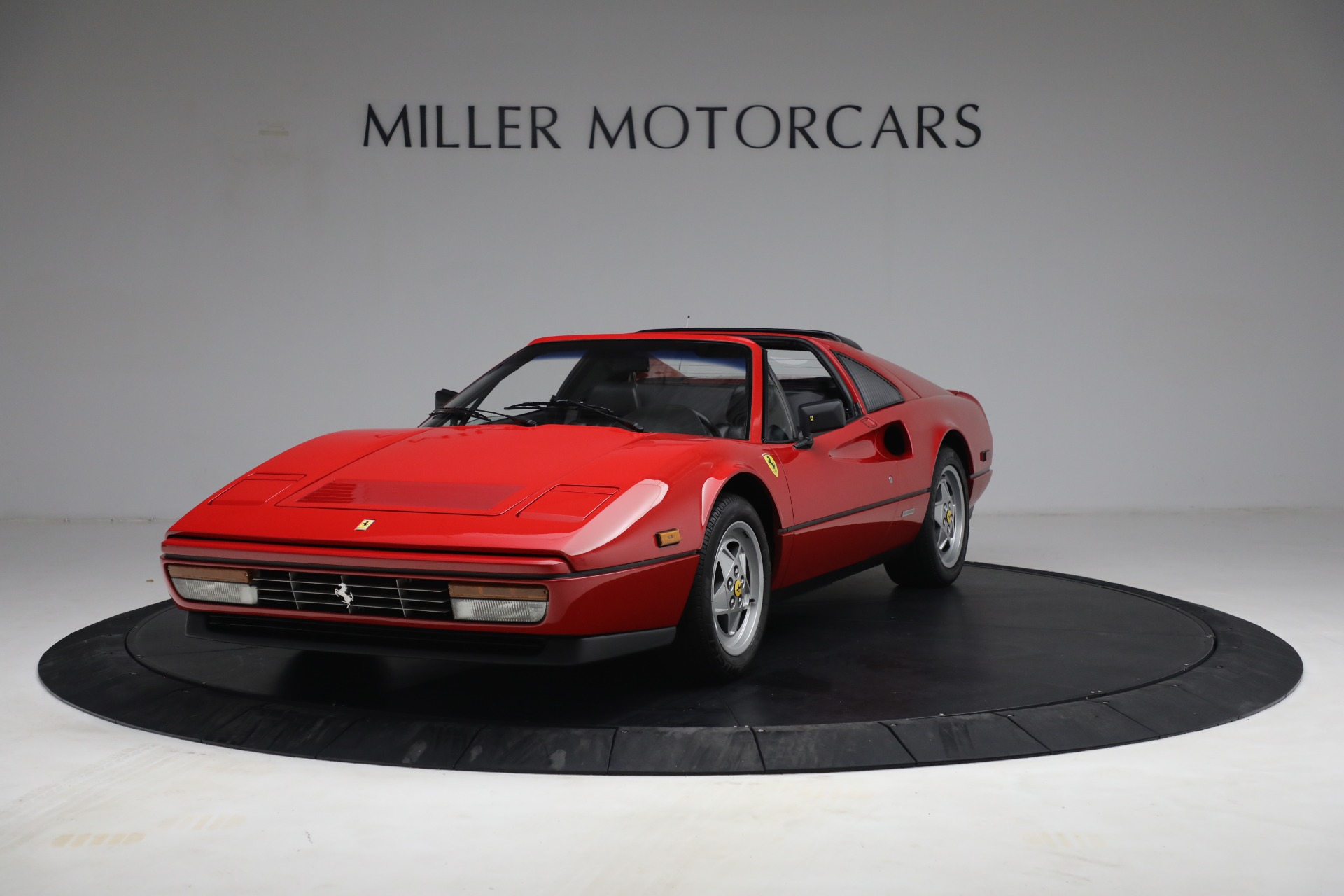 Used 1988 Ferrari 328 GTS for sale Call for price at Pagani of Greenwich in Greenwich CT 06830 1