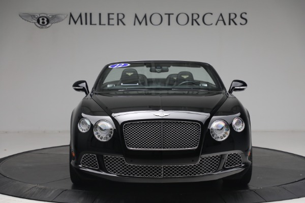 Used 2012 Bentley Continental GTC GT for sale $119,900 at Pagani of Greenwich in Greenwich CT 06830 11