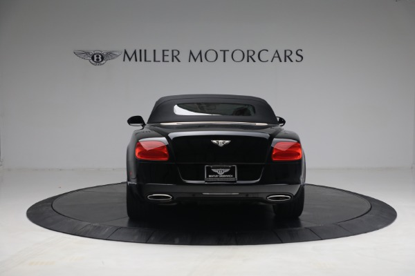 Used 2012 Bentley Continental GTC GT for sale $119,900 at Pagani of Greenwich in Greenwich CT 06830 16
