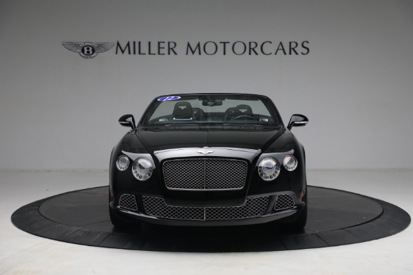 Used 2012 Bentley Continental GTC GT for sale $119,900 at Pagani of Greenwich in Greenwich CT 06830 23