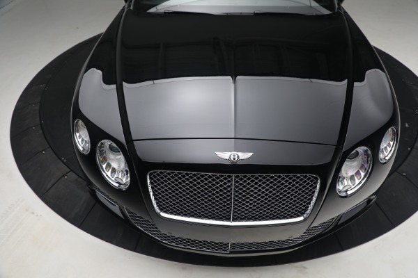 Used 2012 Bentley Continental GTC GT for sale $119,900 at Pagani of Greenwich in Greenwich CT 06830 24
