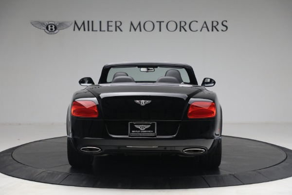 Used 2012 Bentley Continental GTC GT for sale $119,900 at Pagani of Greenwich in Greenwich CT 06830 5