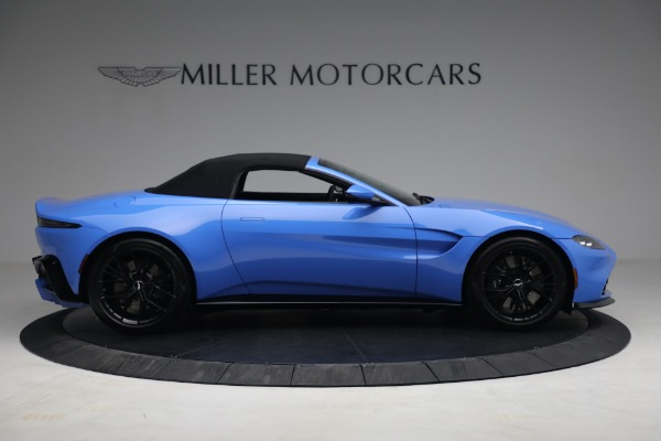 New 2021 Aston Martin Vantage Roadster for sale $186,386 at Pagani of Greenwich in Greenwich CT 06830 16