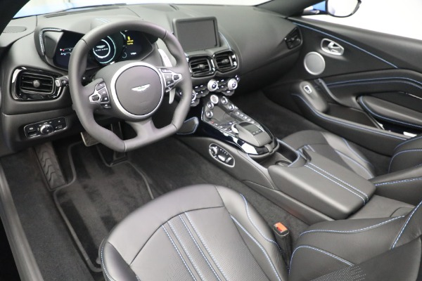 New 2021 Aston Martin Vantage Roadster for sale $186,386 at Pagani of Greenwich in Greenwich CT 06830 19