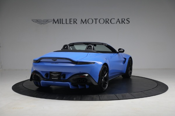 New 2021 Aston Martin Vantage Roadster for sale $186,386 at Pagani of Greenwich in Greenwich CT 06830 5