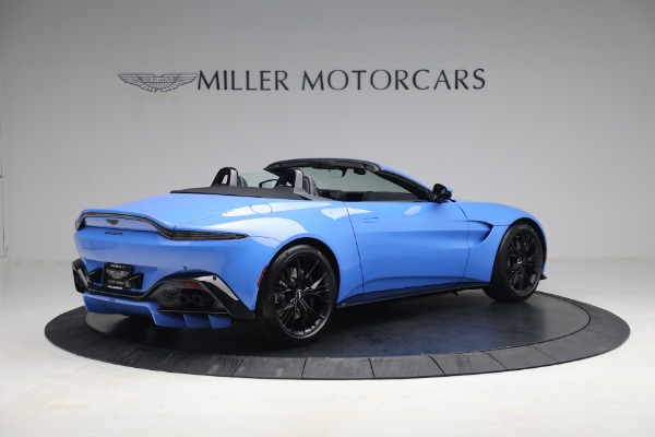 New 2021 Aston Martin Vantage Roadster for sale $186,386 at Pagani of Greenwich in Greenwich CT 06830 6