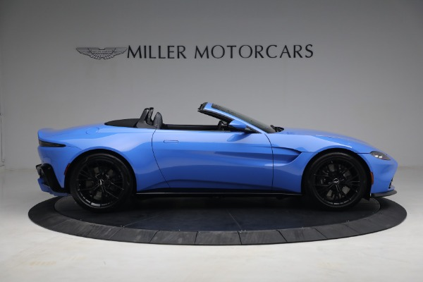 New 2021 Aston Martin Vantage Roadster for sale $186,386 at Pagani of Greenwich in Greenwich CT 06830 7