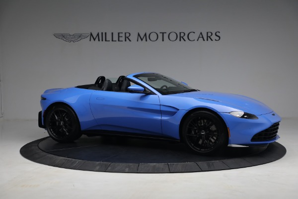 New 2021 Aston Martin Vantage Roadster for sale $186,386 at Pagani of Greenwich in Greenwich CT 06830 8