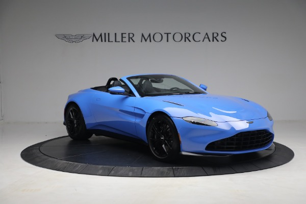 New 2021 Aston Martin Vantage Roadster for sale $186,386 at Pagani of Greenwich in Greenwich CT 06830 9
