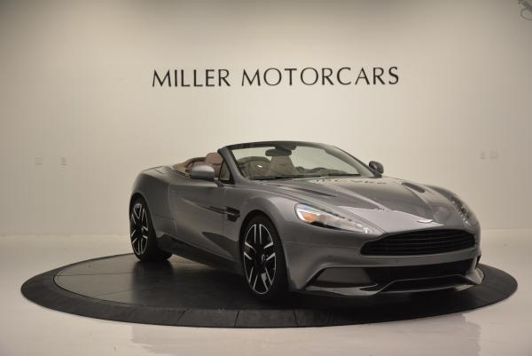 New 2016 Aston Martin Vanquish Volante for sale Sold at Pagani of Greenwich in Greenwich CT 06830 11