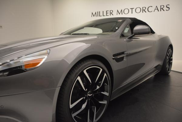 New 2016 Aston Martin Vanquish Volante for sale Sold at Pagani of Greenwich in Greenwich CT 06830 28