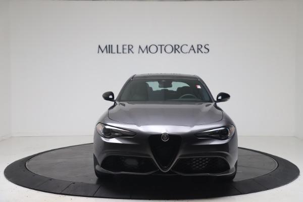 New 2022 Alfa Romeo Giulia Veloce for sale $49,245 at Pagani of Greenwich in Greenwich CT 06830 12
