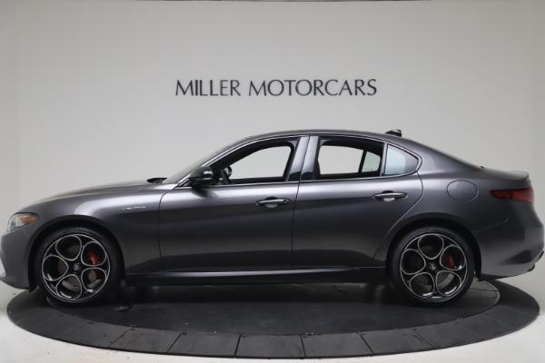 New 2022 Alfa Romeo Giulia Veloce for sale $49,245 at Pagani of Greenwich in Greenwich CT 06830 3