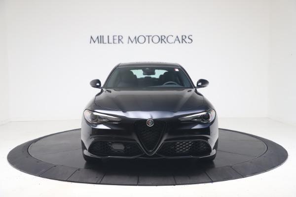 New 2022 Alfa Romeo Giulia Veloce for sale $52,045 at Pagani of Greenwich in Greenwich CT 06830 12