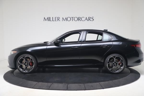 New 2022 Alfa Romeo Giulia Veloce for sale $52,045 at Pagani of Greenwich in Greenwich CT 06830 3
