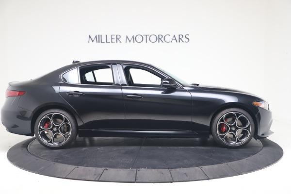 New 2022 Alfa Romeo Giulia Veloce for sale $52,045 at Pagani of Greenwich in Greenwich CT 06830 9
