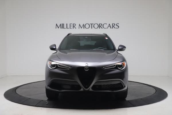 New 2022 Alfa Romeo Stelvio Sprint for sale $52,305 at Pagani of Greenwich in Greenwich CT 06830 12