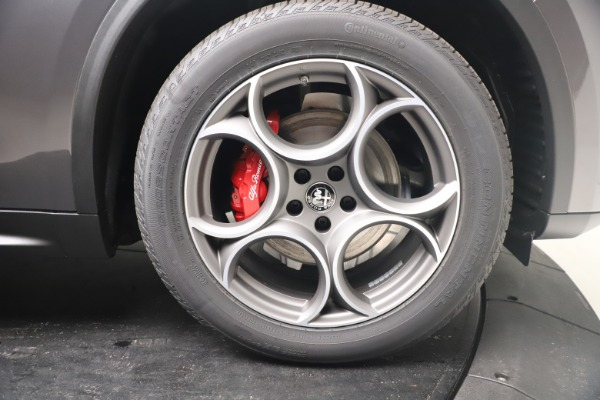 New 2022 Alfa Romeo Stelvio Sprint for sale $52,305 at Pagani of Greenwich in Greenwich CT 06830 23
