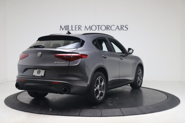 New 2022 Alfa Romeo Stelvio Sprint for sale $52,305 at Pagani of Greenwich in Greenwich CT 06830 7