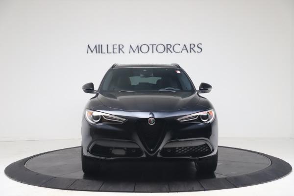 New 2022 Alfa Romeo Stelvio Veloce for sale $57,405 at Pagani of Greenwich in Greenwich CT 06830 12