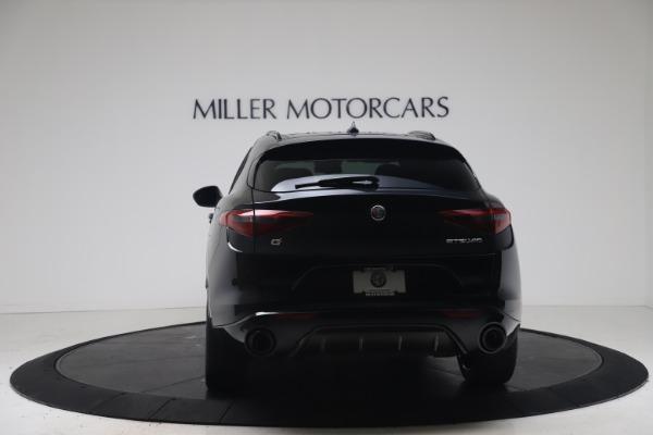 New 2022 Alfa Romeo Stelvio Veloce for sale $57,405 at Pagani of Greenwich in Greenwich CT 06830 6